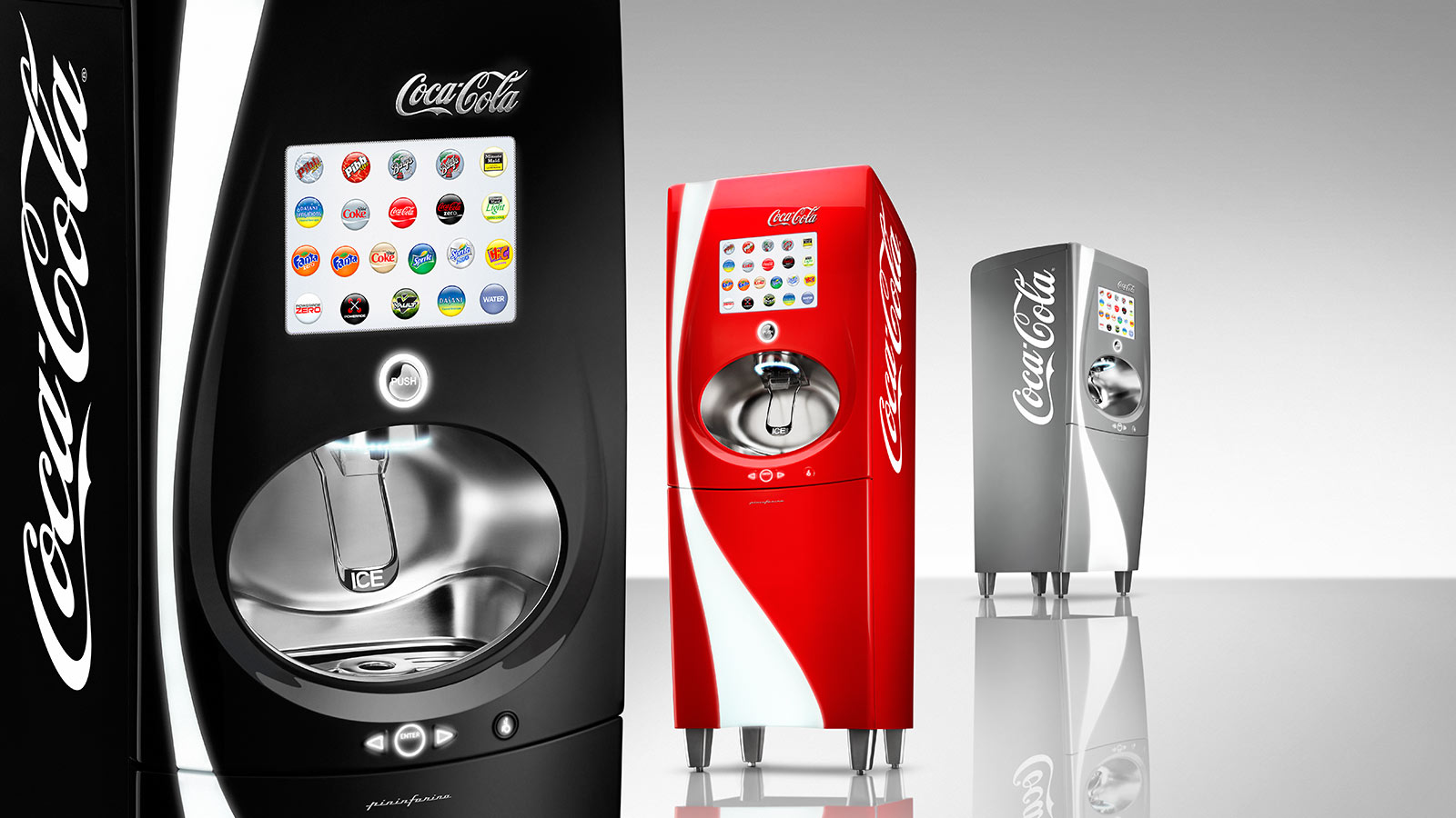 COCA-COLA FREESTYLE