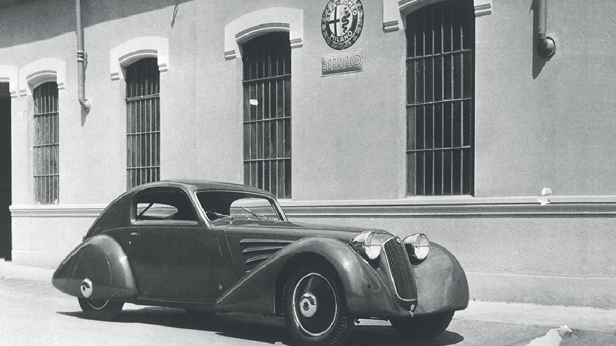 The story of Pininfarina