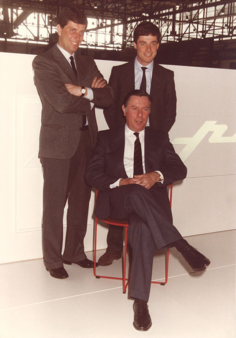 The story of Pininfarina 1980