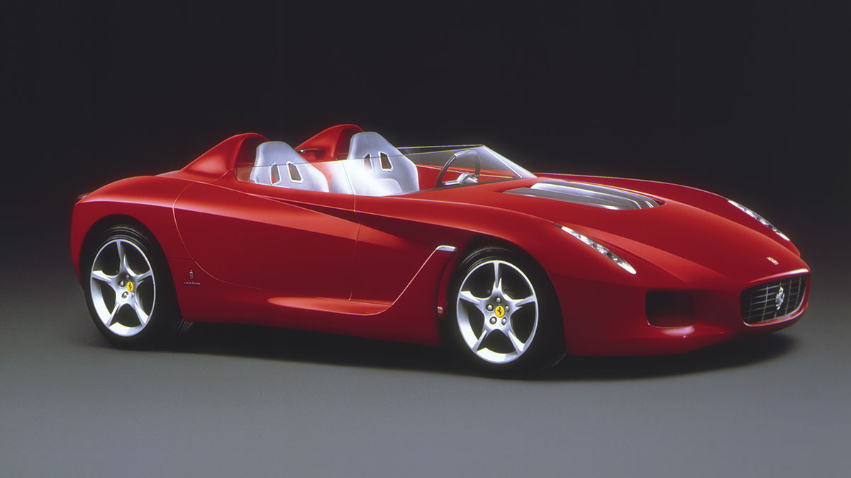 The story of Pininfarina 2000