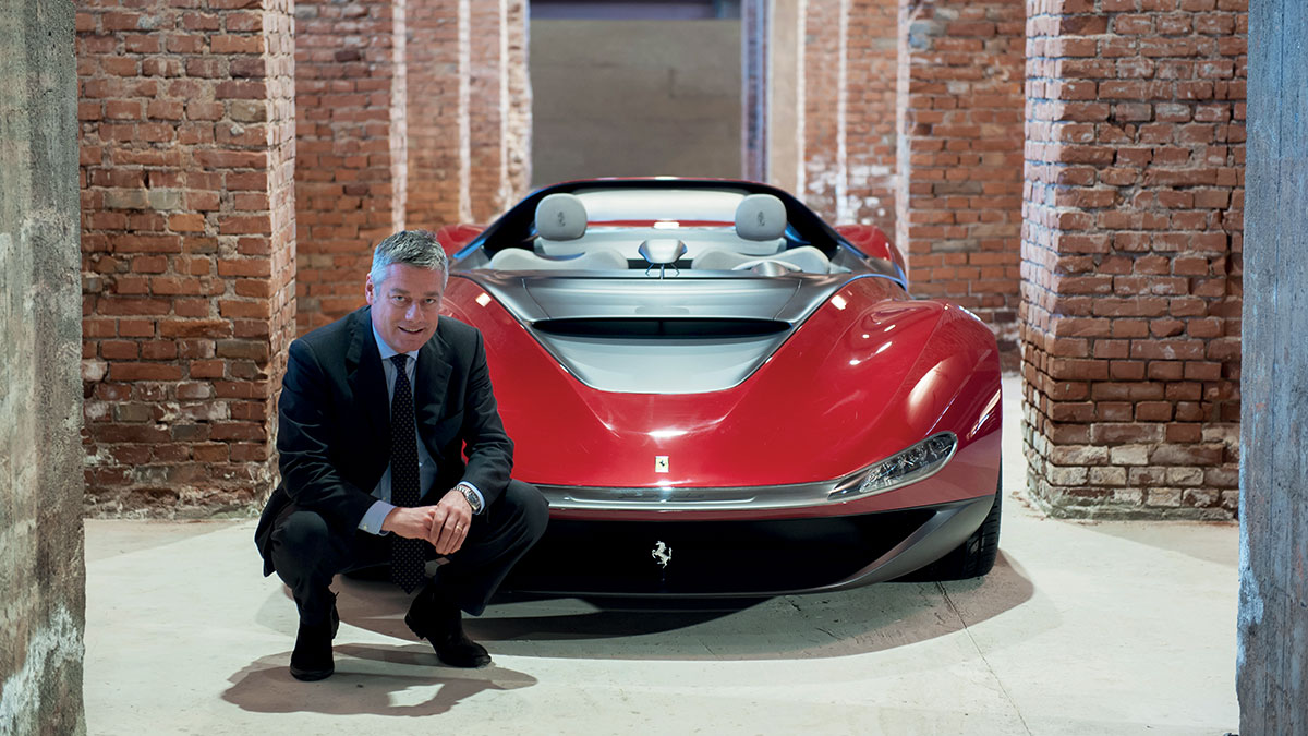 The story of Pininfarina 2010
